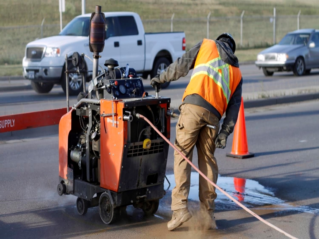 Experts in Road Sawing Melbourne